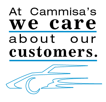 At Cammisa's, we care about our customers